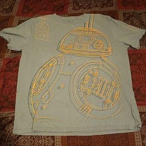 Disney Star Wars BB8 T-shirt size L